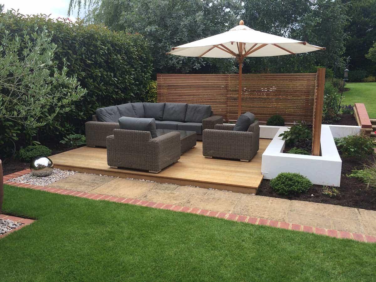 oxford garden design after