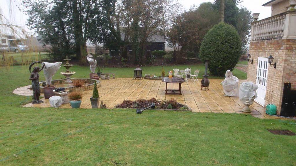 before garden design oxford