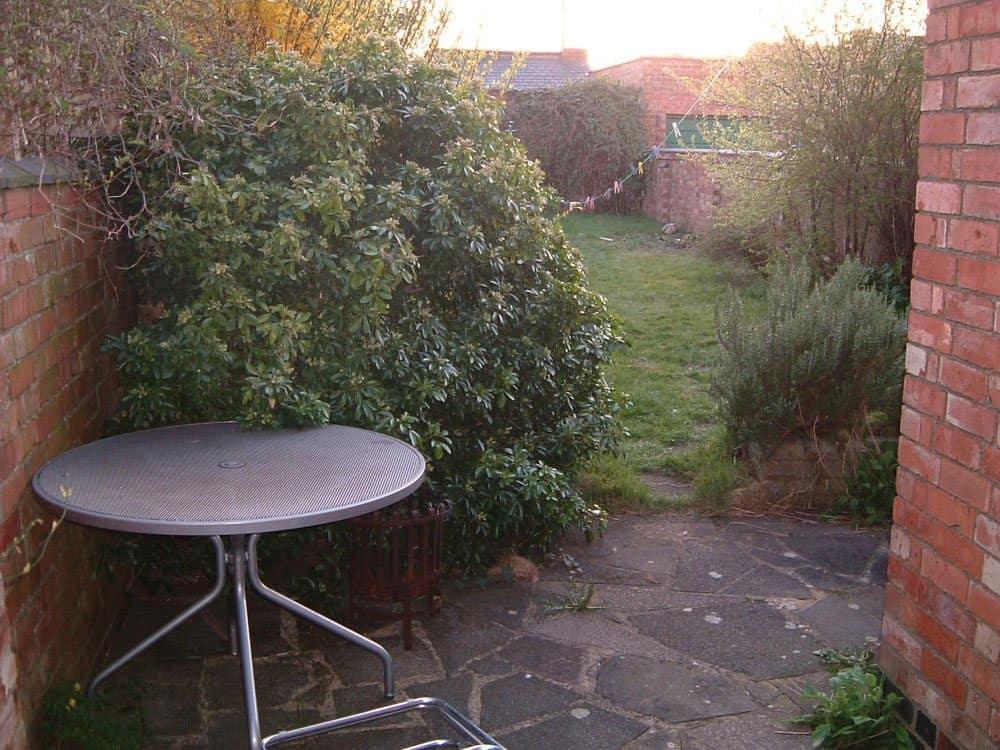 oxford before garden design