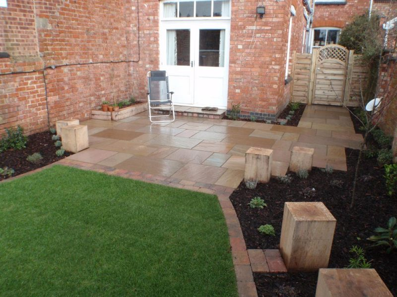 landscaping oxfordshire
