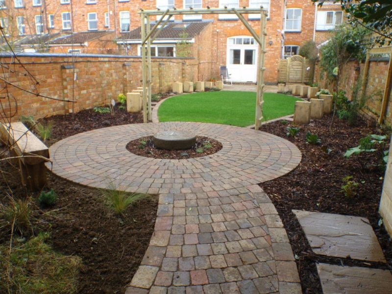 garden design oxford