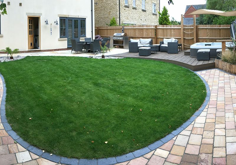 gardens for good landscaping oxford