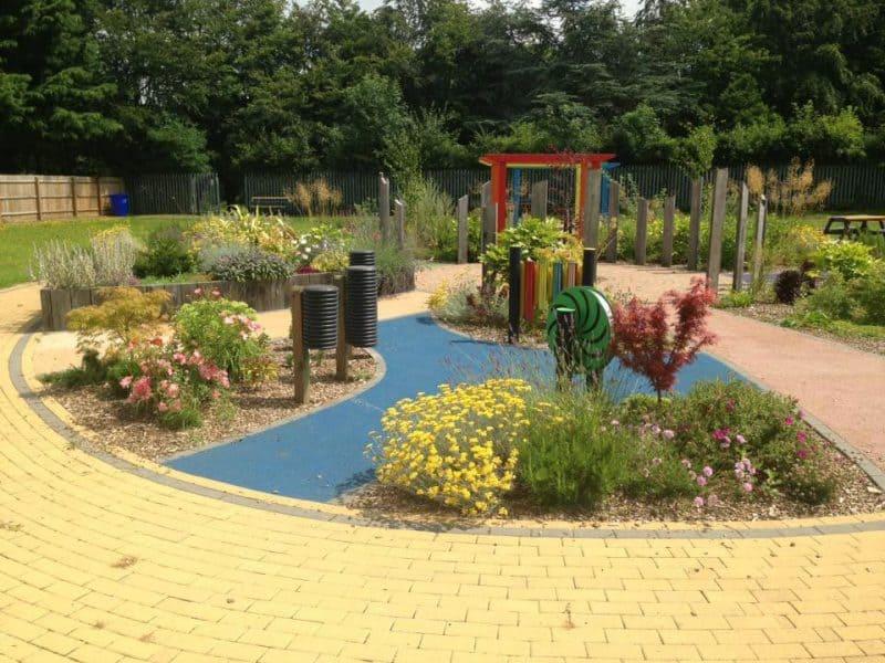 park design oxford