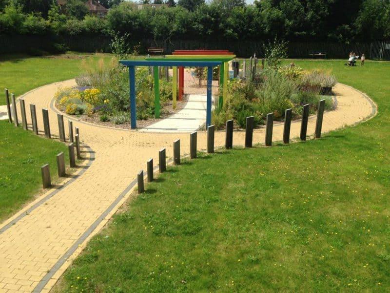 garden design oxfordshire